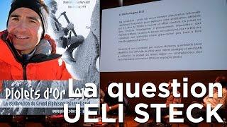 Controverses Cesare Maestri Tomo Cesen Ueli Steck Piolets d