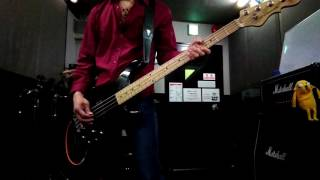 Frinigro Interstellar - Keziah Jones - Bass Cover
