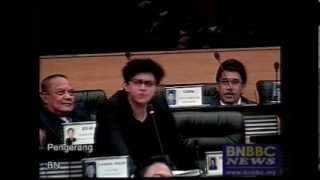 Perang Azalina-Nurul Izzah Tuduh Hakim Syaitan