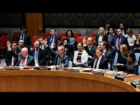 «Στο κενό» το ψήφισμα του ΟΗΕ για κατάπαυση του πυρός στη Συρία