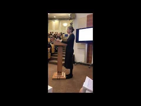 Закон о домашнем насилии: выступление Екатерины Шульман в Госдуме
