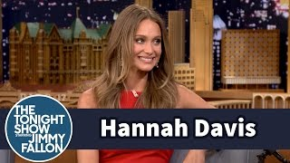 Hannah Davis Was Shocked She Got the SI Swimsuit Cover