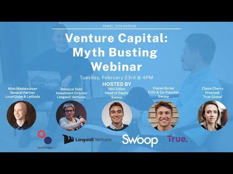 Webinar Recording: Venture Capital: Myth Busting Webinar