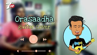 7UP Madras Gig Orasaadha Guitar Version| Vivek  Mervin | Cover By Paul Rohith Singh