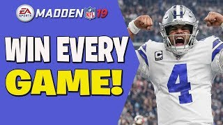 The HARD TRUTH About The New Madden 20 Gameplay No One Else
