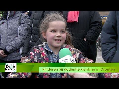 VIDEO | Kinderen vertellen waarom de dodenherdenking belangrijk is