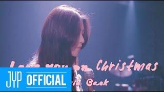 Yerin Baek - Love you on Christmas