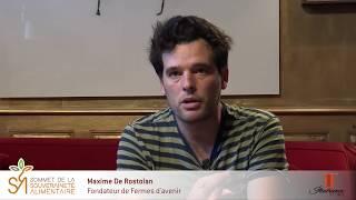 Les extraits du Sommet #004 – Maxime De Rostolan