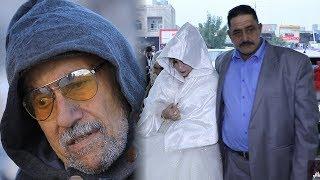 حلقة كاملة/بروفيسور ينام في مكب للنفايات/وزواج ابو زهراء الذي كان ينام في شارع هو وابنته#علي_عذاب