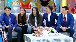 3 แซ่บ | ทีมนักแสดงซีรีย์เลือดมังกร | 13-09-58 | TV3 Official