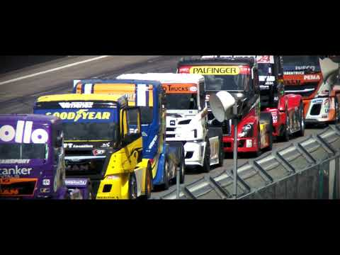 Trailer 35. Int. ADAC Truck-Grand-Prix