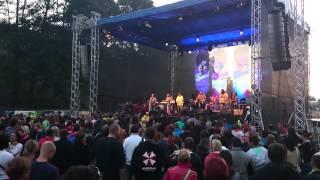"""YoYo Band """"Havana"""" @ SOUL stage @ Vysočina fest 12/7/14"""