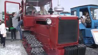 Коллекционеры Музей истории трактора