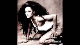 Diana Ross - Upside down (A DJOK! Extended Club Remix)