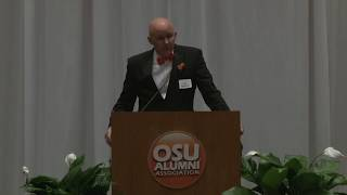 Dr. Woodroof's Hall of Fame Acceptance Speech