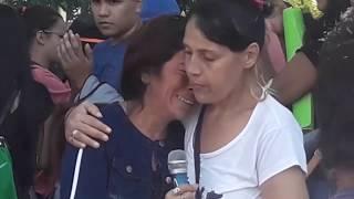 MALVINAS: PIDEN JUSTICIA PARA PAOLA Y MILAGROS