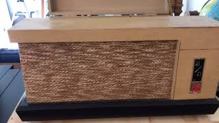 Voice Of Music Record Player Model 564
