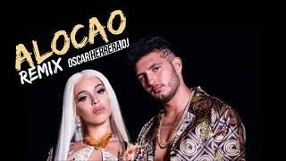 ALOCAO - Bad Gyal ft Omar Montes REMIX (Oscar Herrera DJ)