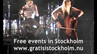 Apocalyptica - Wherever I May Roam, Live at Stockholms Kulturfestival 2009, 1(13)