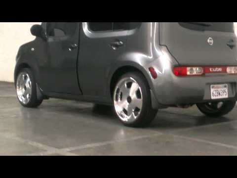 Nissan cube Ssr Vienna rims..