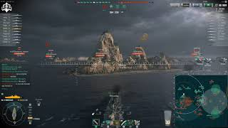 World of Warships - When in doubt, just stand still