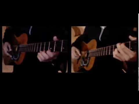 A Vava Inouva Instrumental Guitar Cover