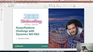 Dynamics Power Online - Spain 2020-PowerPlatform Challenge with Dynamics365FO-Aurelien CLERE
