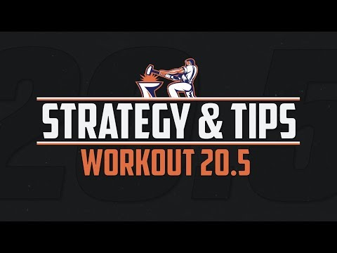 Open 20.5 Strategy & Tips [CompTrain]