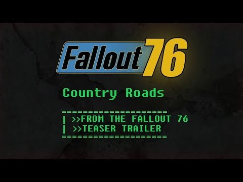 COUNTRY ROADS, TAKE ME HOME (FALLOUT 76) - COPILOT OST FULL SONG!! Mp3