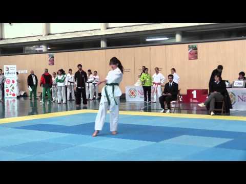 Taekwondo Cto. Navarro Poomsae (1)