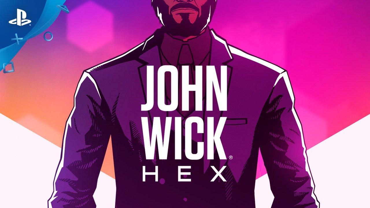 Conviértete en El Baba Yaga en John Wick Hex, Disponible el 5 de Mayo en PS4