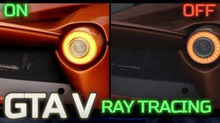 GTA 5 | ReShade Ray Tracing by Marty McFly | NVR [2019] - Самые