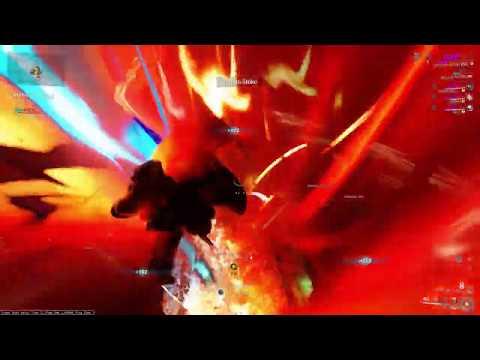 Epic Vauban Lightshow - Warframe Endgame