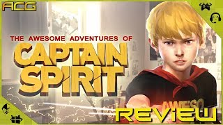 "Awesome Adventures of Captain Spirit Review ""Free or Rollout"""