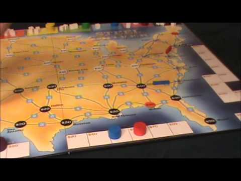 Another Wallace Train Game?   - BGB Review