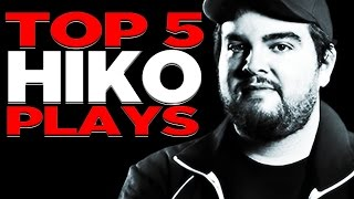 "Top 5 CS: GO Plays of Spencer ""Hiko"" Martin"