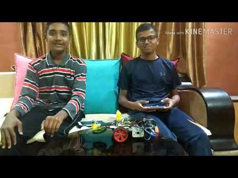 Arduino Controlled Bluetooth Car || With Robotic Arm || DEMO