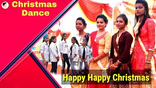 Happy Happy christmas | हॅपी हॅपी ख्रिस्तमस | Jesus hindi song dance | Alive entertainment - Download this Video in MP3, M4A, WEBM, MP4, 3GP