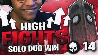 GOING OFF IN SOLO DUOS! HIGH FIGHT COUNT (Fortnite BR Full Match)
