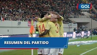 Colombia Vs Corea Del Sur (1 - 2), Vea El Resumen Del Partido Jugado En Seúl | Gol Caracol