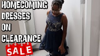 Homecoming Dresses On Clearance
