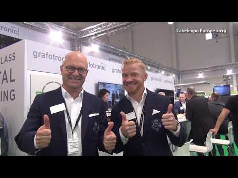 Labelexpo 2019 - Thank you all for visiting us!