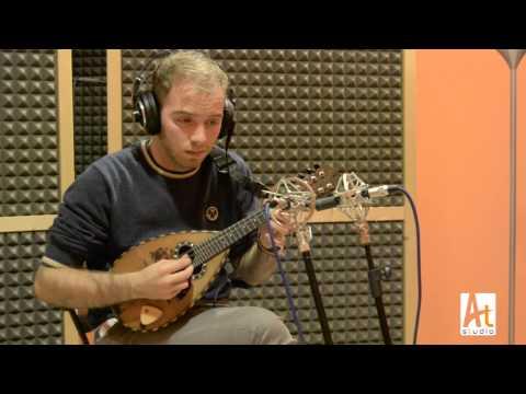 """Francesco Mammola - """"Tu vuò fà l'americano"""" (mandolino)"""
