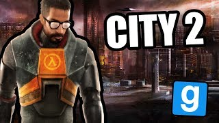 Жизнь в City 2 [Garry