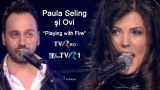 Paula Seling şi Ovi - Playing with fire (Eurovision Song Contest 2010)