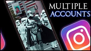 😎 HOW TO ADD MORE THAN 5 ACCOUNTS ON INSTAGRAM 2019 😎 Instagram Account Hacks