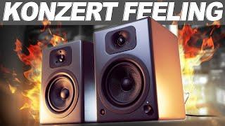 DAS KONZERT FEELING für ZUHAUSE! -- wavemaster TWO NEO