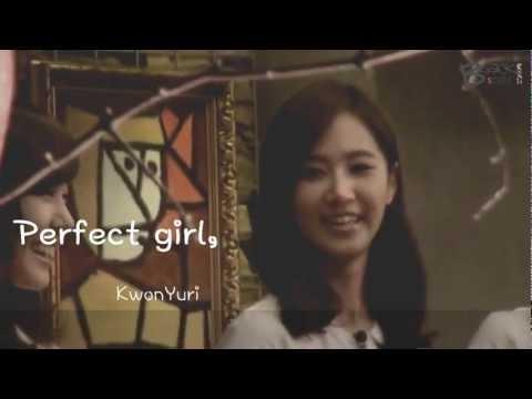 HD FMV My Perfect Gir, Kwon Yuri 권유리 110505 :.