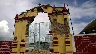 Patrimonio Cultural de México afectado por los sismos, septiembre 2017