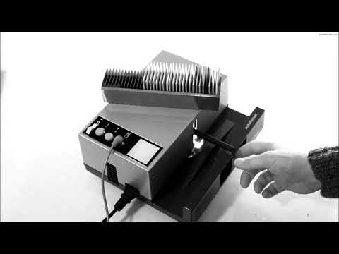 Rollei P350 A AF Diaprojektor - Kurzvorstellung